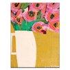"""Artist Lane Leinwandbild """"White Jug"""" von Anna Blatman, Kunstdruck"""