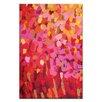 "Artist Lane Leinwandbild ""Mixed Pinks"" von Anna Blatman, Bilddruck"