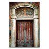 Artist Lane Doors of Italy - Antico by Joe Vittorio Photographic Print Wrapped on Canvas