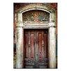 """Artist Lane Leinwandbild """"Doors of Italy - Antico"""" von Joe Vittorio, Fotodruck"""