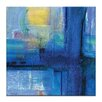 Artist Lane Serene Moments No.2 by Kathy Morton Stanion Art Print Wrapped on Canvas