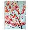 """Artist Lane Leinwandbild """"Magnolia Bloom"""" von Anna Blatman, Kunstdruck"""