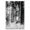 Artist Lane Though The Forest by Caroline Gorka Photographic Print on Canvas