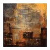 Artist Lane Cool Change by John Louis Lioyd Art Print Wrapped on Canvas