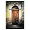 Artist Lane Leinwandbild Doors of Italy - Ionico Fotodruck von Joe Vittorio