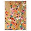 """Artist Lane Leinwandbild """"Golden Blooms"""" von Anna Blatman , Bilddruck"""