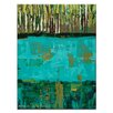 Artist Lane Forest by Anna Blatman Art Print on Canvas