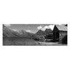 """Artist Lane Leinwandbild """"Summer Boatshe"""" von Andrew Brown, Fotodruck in Schwarz"""