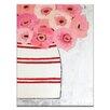 """Artist Lane Leinwandbild """"Poppy Jar"""" von Anna Blatman, Bilddruck"""
