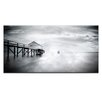 Artist Lane Private Jetty by Caroline Gorka Photographic Print Wrapped on Canvas