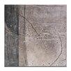 """Artist Lane Leinwandbild """"Wabi Sabi 4"""" von Gill Cohn, Grafikdruck"""
