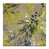 Artist Lane Wattle by Sally Adams Art Print Wrapped on Canvas