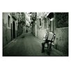 Artist Lane La Fisarmonica by Joe Vittorio Photographic Print Wrapped on Canvas