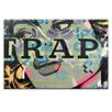 Artist Lane Trap by Dan Monteavaro Graphic Art Wrapped on Canvas