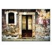 Artist Lane Leinwandbild Doors of Italy - Panorama Fotodruck von Joe Vittorio
