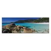 Artist Lane Perfect Paddle by Andrew Brown Photographic Print Wrapped on Canvas