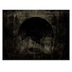 Artist Lane Sphere by Ayarti Graphic Art Wrapped on Canvas in Black