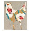 Artist Lane Baby Bird by Anna Blatman Art Print Wrapped on Canvas