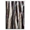 "Artist Lane Leinwandbild ""Treeline 1"" von Katherine Boland, Kunstdruck"