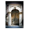 Artist Lane Doors of Italy - Classico by Joe Vittorio Photographic Print Wrapped on Canvas