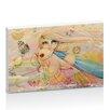 "Artist Lane Leinwandbild ""Rainbow Angel"" von Karin Taylor, Kunstdruck"