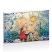 """Artist Lane Leinwandbild """"Sun and Sea"""" von Karin Taylor, Kunstdruck"""
