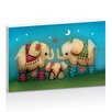 Artist Lane Baby Ellie by Karin Taylor Art Print Wrapped on Canvas