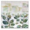 """Artist Lane Leinwandbild """"Growth 2"""" von Karen Hopkins, Kunstdruck"""