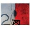 "Artist Lane Leinwandbild ""Depot Lane"" von Katherine Boland, Kunstdruck"