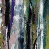 """Artist Lane Leinwandbild """"Quirt Mist"""" von Sally Adams, Kunstdruck"""