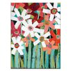 Artist Lane Springtime by Anna Blatman Art Print on Canvas