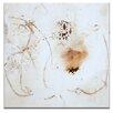 "Artist Lane Leinwandbild ""Encaustic 5"" von Gill Cohn, Kunstdruck"