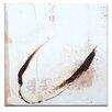 "Artist Lane Leinwandbild ""Encaustic 7"" von Gill Cohn, Kunstdruck"