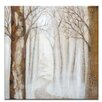 Artist Lane Forest Song by Karen Hopkins Art Print on Canvas