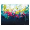 Artist Lane 'Abundance' by Amira Rahim Art Print on Wrapped Canvas