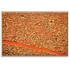 """Artist Lane Leinwandbild """"Desert Cut"""" von Bente Andermahr, Grafikdruck"""