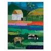 """Artist Lane Leinwandbild """"Flinders"""" von Anna Blatman, Kunstdruck"""