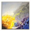 "Artist Lane Leinwandbild ""Spring Rain II"" von Jennifer Webb, Kunstdruck"