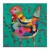 """Artist Lane Leinwandbild """"Mitchell"""" von Anna Blatman, Kunstdruck"""