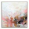 Artist Lane '60615' by Amanda Morie Framed Art Print on Wrapped Canvas