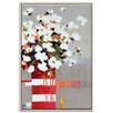 Artist Lane 'I Wish' by Catherine Fitzgerald Framed Art Print on Wrapped Canvas