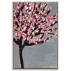 Artist Lane 'Blossom Tree' by Anna Blatman Art Print on Wrapped Canvas