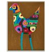 Artist Lane 'Jake' by Anna Blatman Framed Art Print on Wrapped Canvas