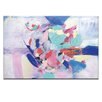 Artist Lane 'Evolution' by Brenda Meynell Art Print on Wrapped Canvas
