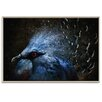 Artist Lane 'Ornamental Nature' by Andrew Paranavitana Framed Photographic Print on Wrapped Canvas