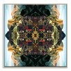 Artist Lane 'Cubism dream' by Ayarti Framed Graphic Art on Wrapped Canvas