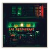 Artist Lane 'Live Bait' by Andrew Paranavitana Framed Photographic Print on Wrapped Canvas