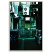 Artist Lane 'Clandestine' by Andrew Paranavitana Framed Photographic Print on Wrapped Canvas
