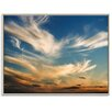 Artist Lane 'Wisp' by Andrew Paranavitana Framed Photographic Print on Wrapped Canvas