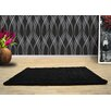 UK Furnishing UK Ltd Opus Black Area Rug